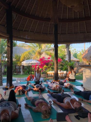 yoga, yoga retreat, Bali retreat